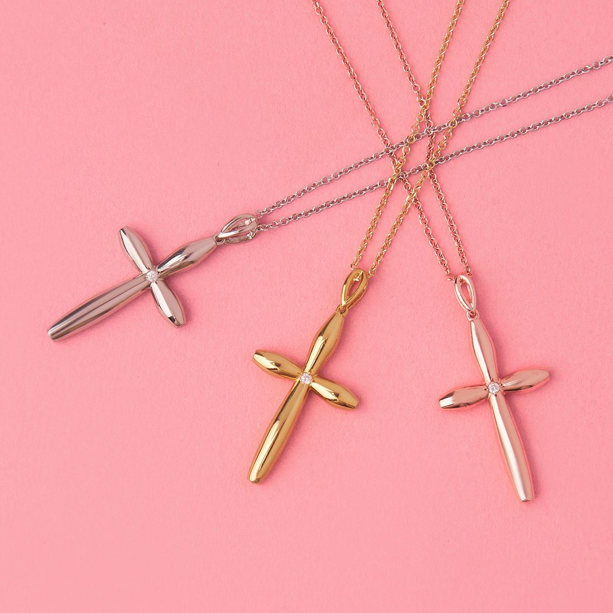 Eleni Orfanou - Cross Pendants