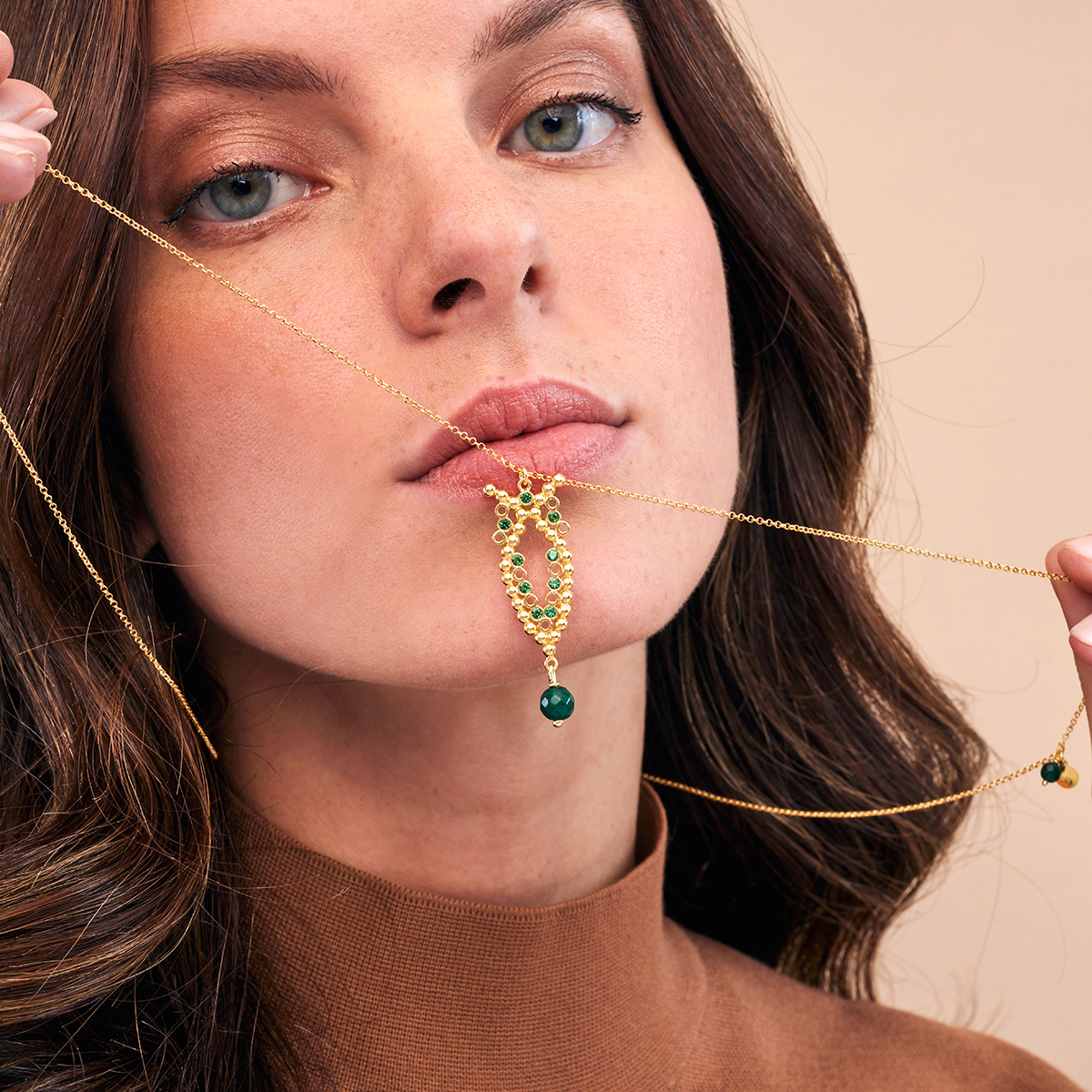 Eleni Orfanou - Necklaces