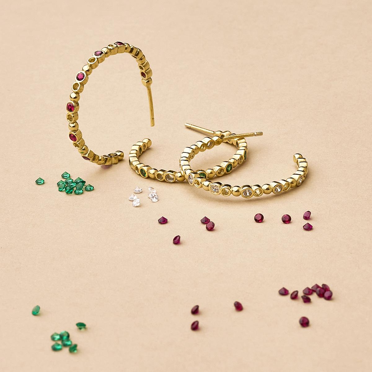 Eleni Orfanou - Silver Jewelry