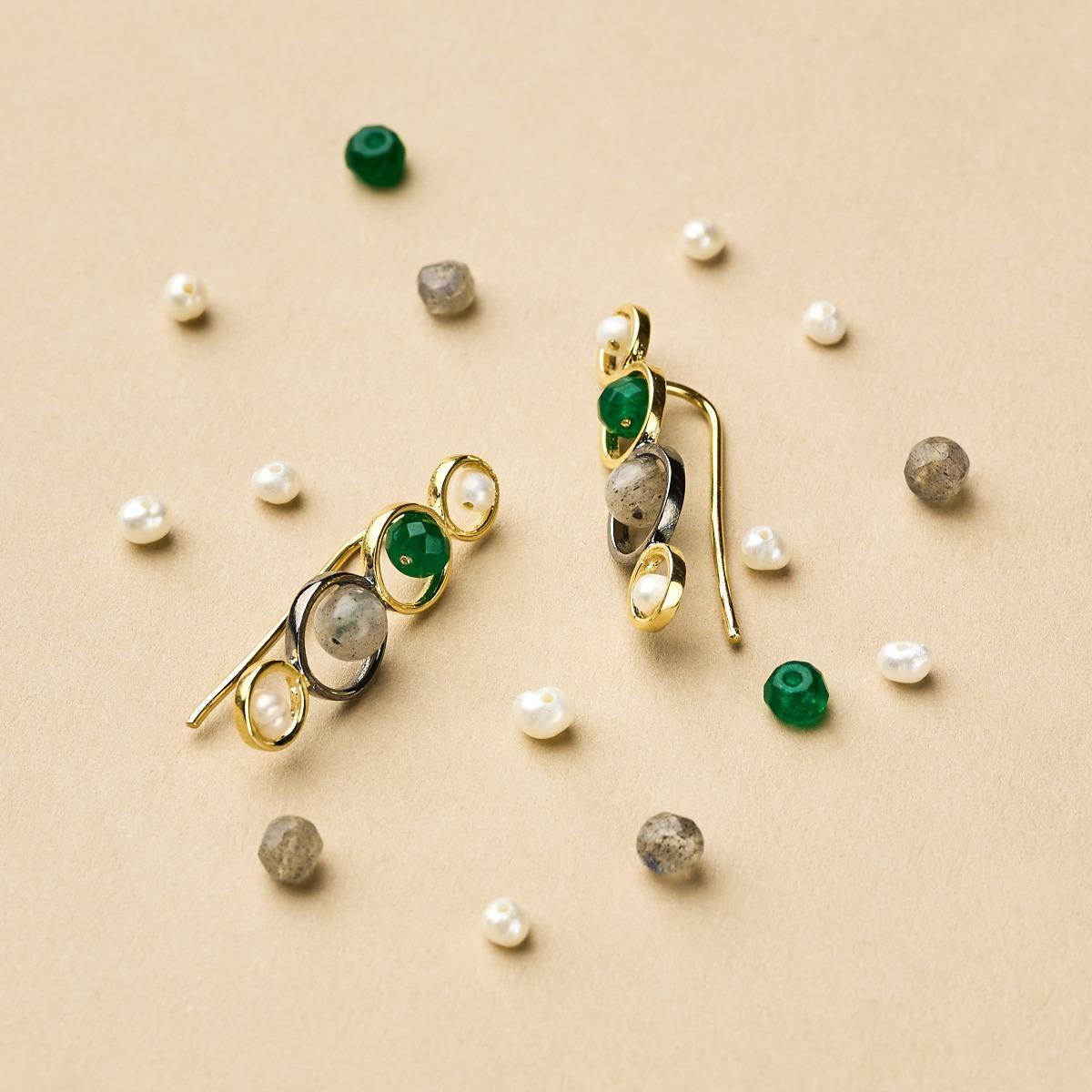 Eleni Orfanou - Earrings