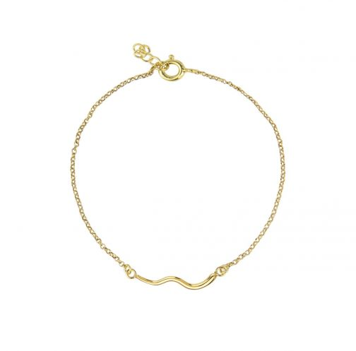 Rhea Bracelet - gold