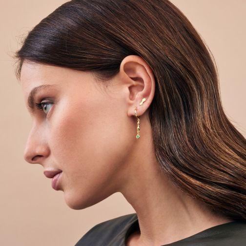Rhea Earrings - gold