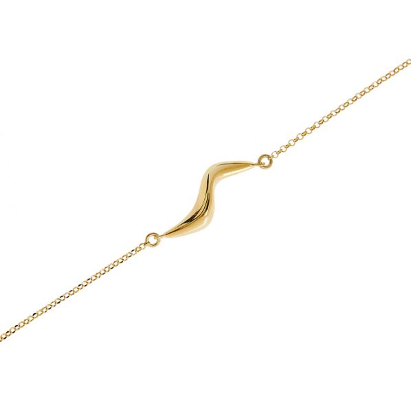 Cymata Bracelet - silver