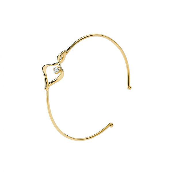 Genesis Bracelet - silver, zircon