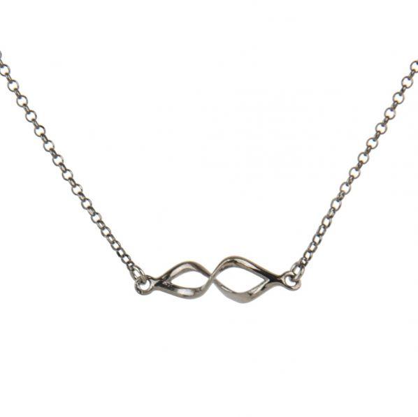 Genesis Pendant - silver